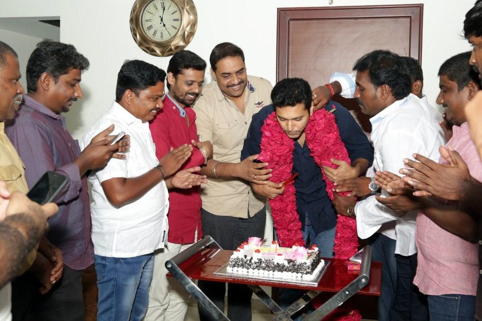 Jayam Ravi BirthDay Celebration 2018