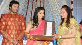 Jayapradha Sister Son Engagement