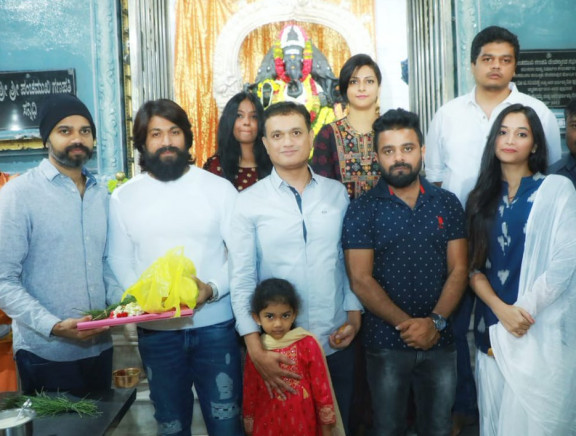 KGF Chapter 2 Movie Launch