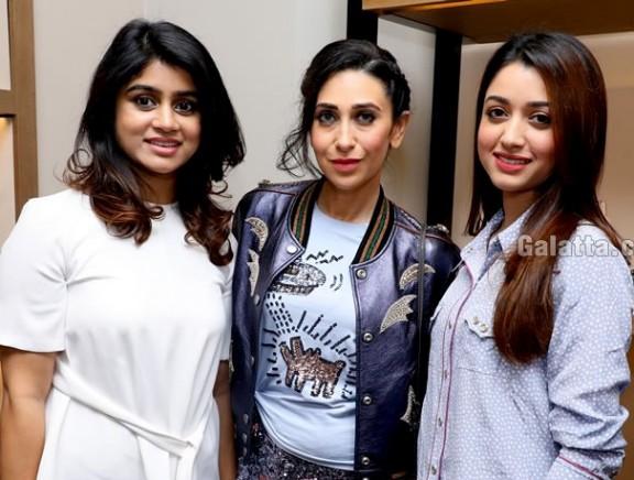 Karishma Kapoor at Coach Store Launch at Palladium