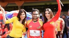 Kerala Strikers Vs Telugu Warriors Match - CCL 4
