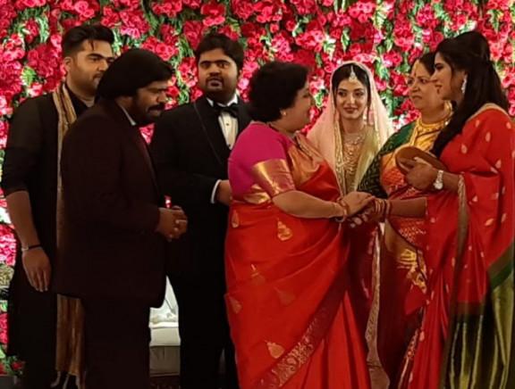 Music Director T.R.Kuralarasan - Nabeelah R Ahmed Wedding Reception