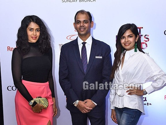 Launch of Art Meets Food at Courtyard by Marriott
