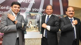 Launch of Omega Watches New Collections at Express Avenue