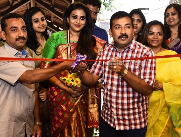 Launch of Suja Silks at Luz Church Road, Mylapore