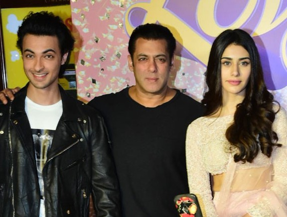 Loveratri Trailer Launch