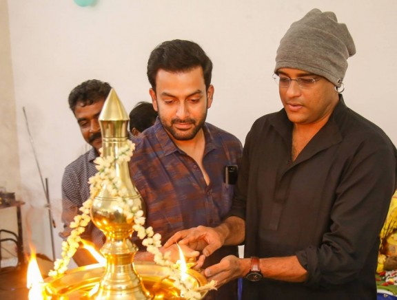 Lucifer Movie Launch