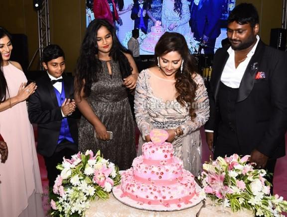 Madhu Saran's 40th Birthday Celebration