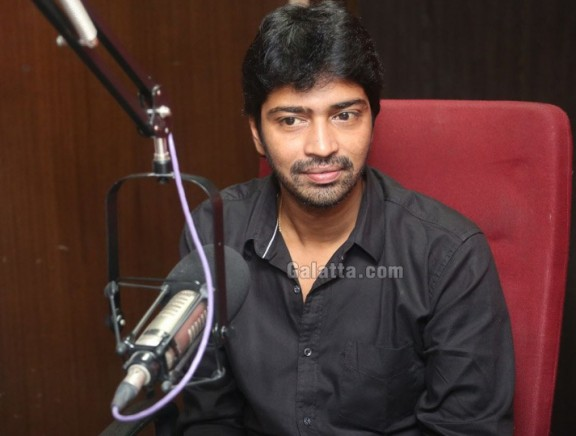 Meda meeda abbayi song launch at red fm