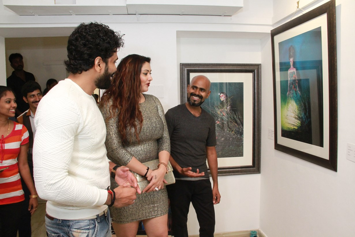 Medley of Art by L Ramachandran Gallery Exhibition & Book Launch