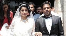 Meera Jasmine & Anil John Wedding