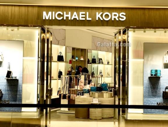 Michael Kors Store Launch at Palladium