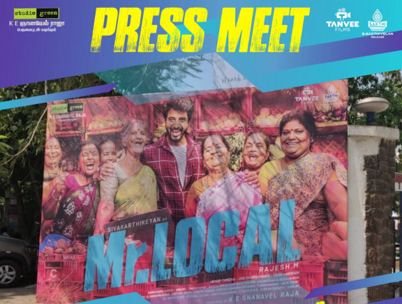 Mr Local Press Meet