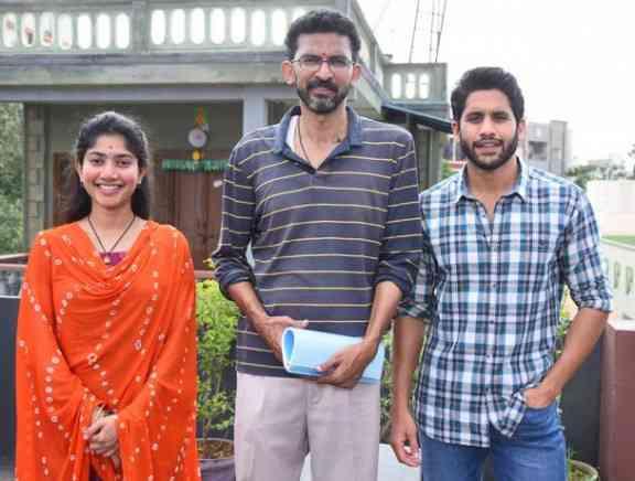 Naga Chaitanya and Sai Pallavi Movie Launch