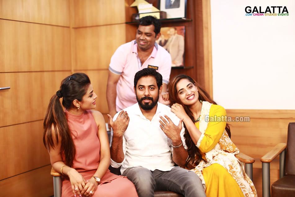 Nagesh Thiraiyarangam Team Interview