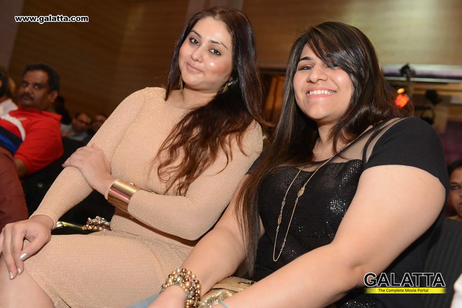 Namitha at MiniMelts World's Coldest Ice Cream Launch