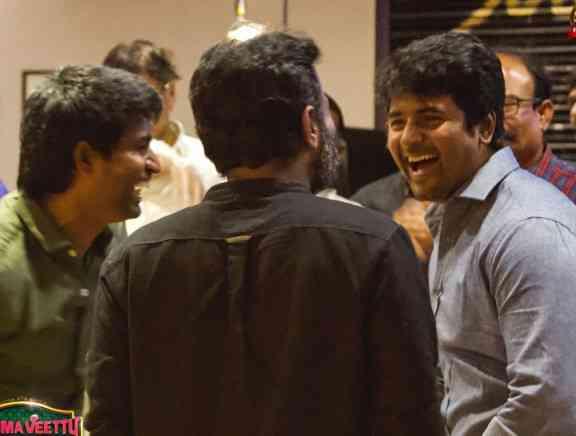 Namma Veettu Pillai Success Party