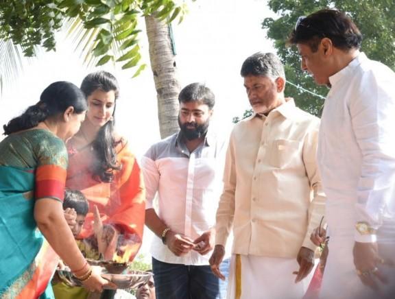 Nandamuri & Nara Family Sankranti Celebrations