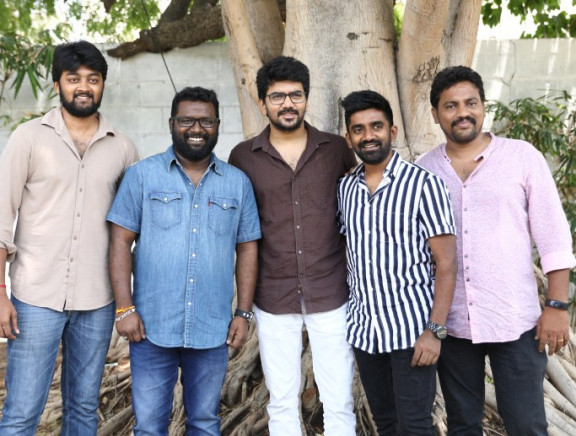 Natpuna Ennanu Theriyuma Thanksgiving Press Meet
