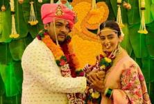 Neha Pendse Wedding Photos - Tamil Photo Feature