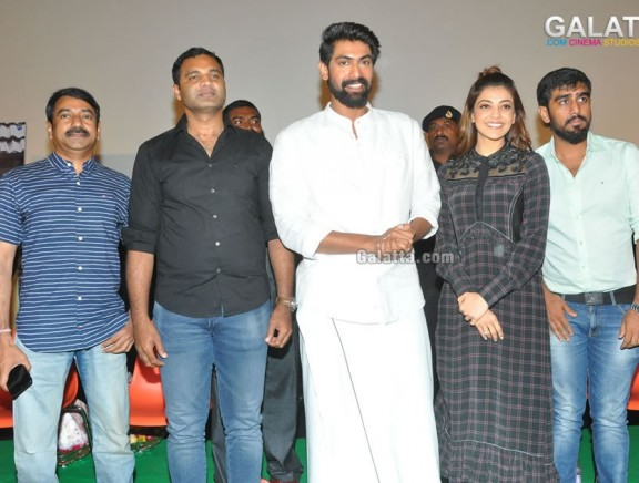 Nene Raju Nene Mantri Movie press meet at Vijayawada