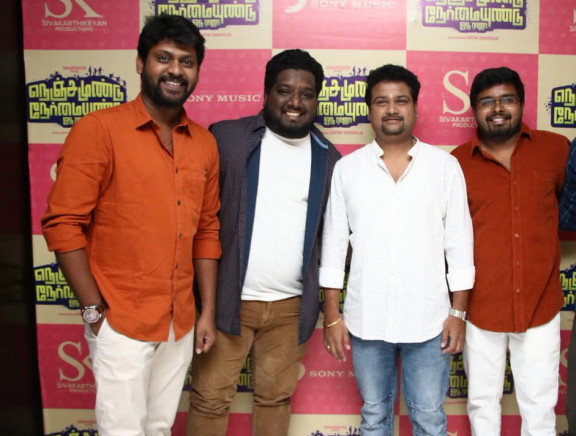 Nenjamundu Nermaiyundu OduRaja Audio Launch