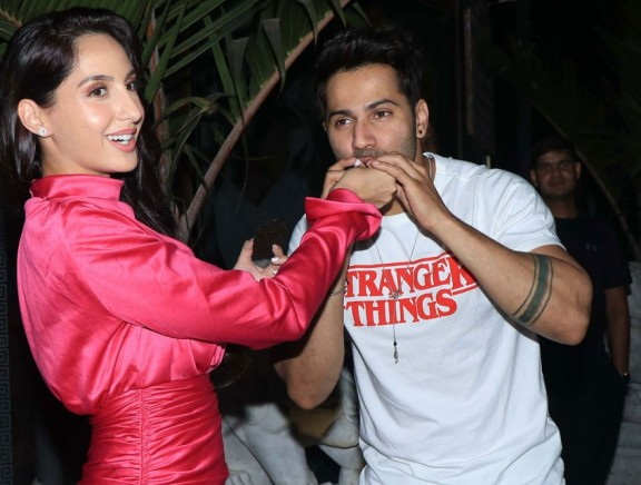 Nora Fatehi Birthday Party