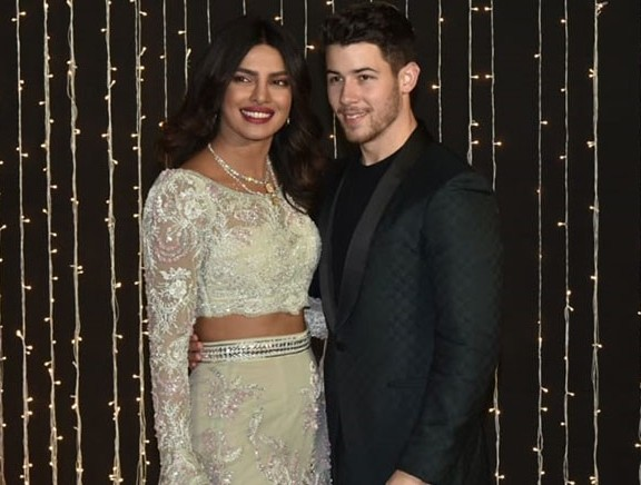 Priyanka Chopra & Nick Jonas Star-Studded Wedding Reception