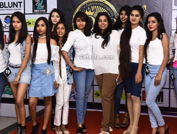 Queen of Madras Auditions at Style One