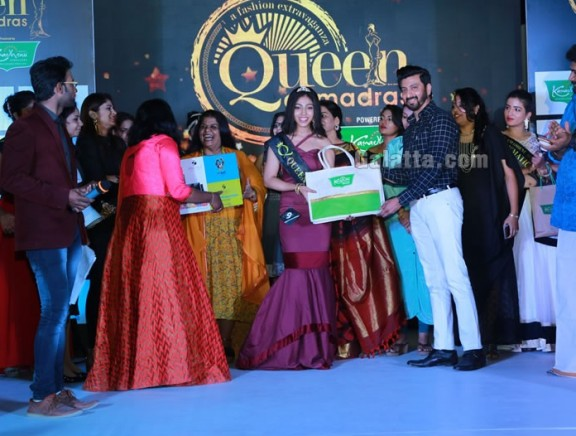 Queen of Madras Edition 2 Grand Finale