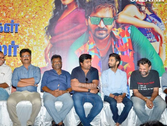 RK Nagar Audio and Trailer Launch Stills