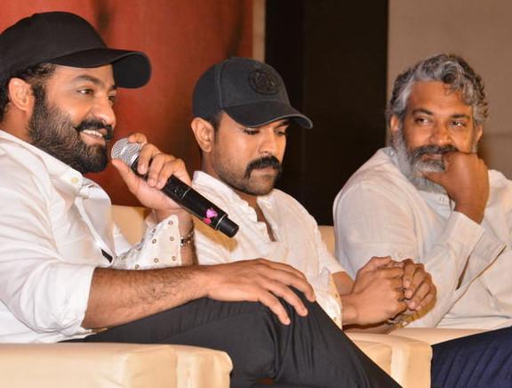 RRR Movie Press Meet