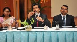 Radisson Blu Hotel GRT Press Conference