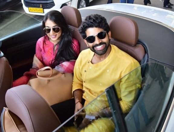 Rajamouli Son Karthikeya Wedding