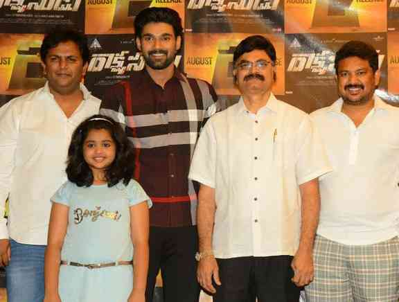 Rakshasudu Trailer Launch