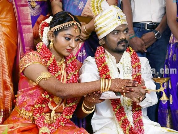Rangoon Director Rajkumar Periasamy's wedding reception