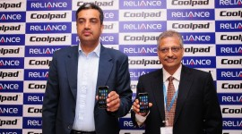 Reliance Coolpad Communications Press Conference