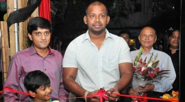 Robustaa Cafe and Veg Restaurant Launch at Kilpauk