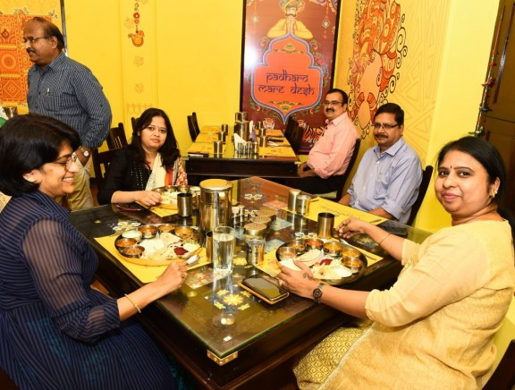 Royalasthan Restaurant Launch