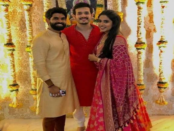 S S Rajamouli's Son S S Karthikeya's Engagement