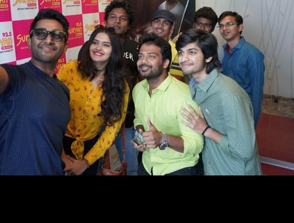 Sagaa Movie Audio Launch Stills