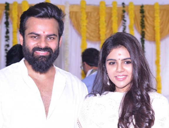 Sai Dharam Tej and Mythri Movie Makers Chitralahari Launch