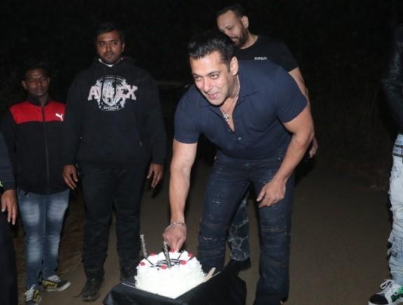 Salman Khan Celebrates His 53rd Birthday