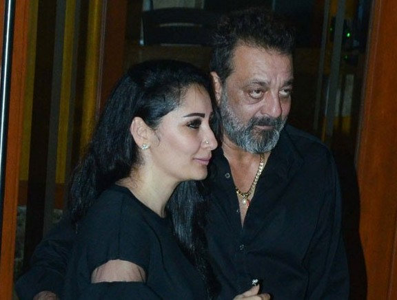 Sanjay Dutt's Birthday Party