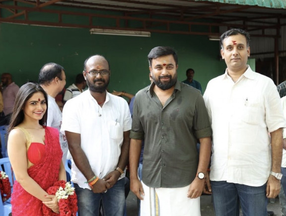 Sasikumar and Nirmalkumar Next Movie Launch