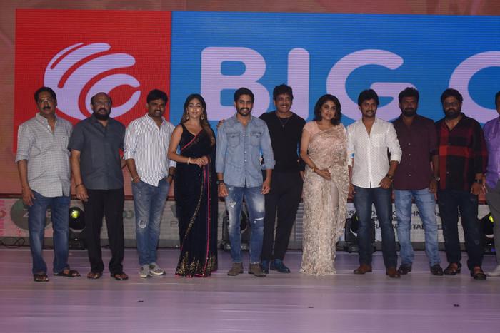 Shailaja Reddy Alludu Pre Release Event