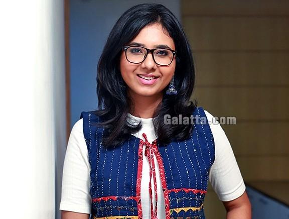 ShakthiSree Gopalan  Exclusive Interview