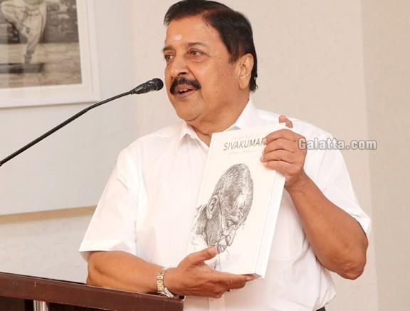 SivaKumar's Mahabharatham Book (Italy Version) Launch