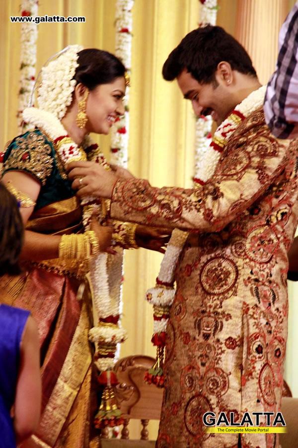 Sneha And Prasanna Wedding Reception Tamil Event Photo Gallery Galatta