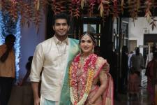 Soundarya Rajinikanth's Wedding Photos